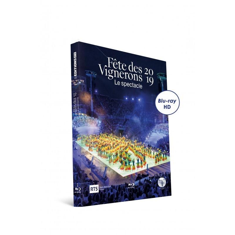 Fête des Vignerons 2019 - 2 Blu-ray