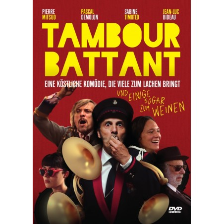 Tambour battant - Deutsch