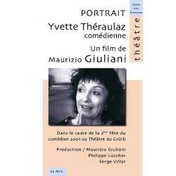 Yvette Théraulaz Chanteuse comédienne