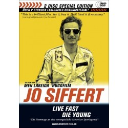 Jo Siffert Live Fast Die Young (Ed. allemande)