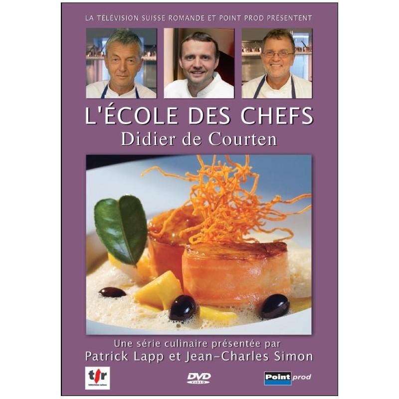 L'école des chefs 5 - Didier de Courten
