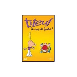 Titeuf - Le coup de foudre ! (Vol.8)