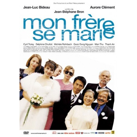 DVD Mon frère se marie - French version