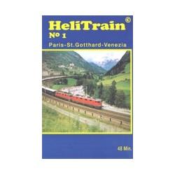 HeliTrain N° 1: Paris-St. Gotthard-Venezia