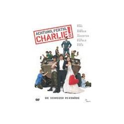 Achtung, Fertig, Charlie! (German edition)