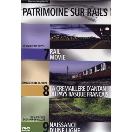 Patrimoine sur rails