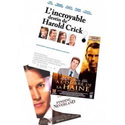 Pack 3 DVD Marc Forster