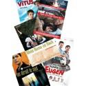 Pack 5 DVD Prix du cinéma suisse - Best Fiction