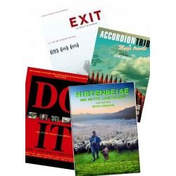 Pack 4 DVD Prix du cinéma suisse - Best Documentary