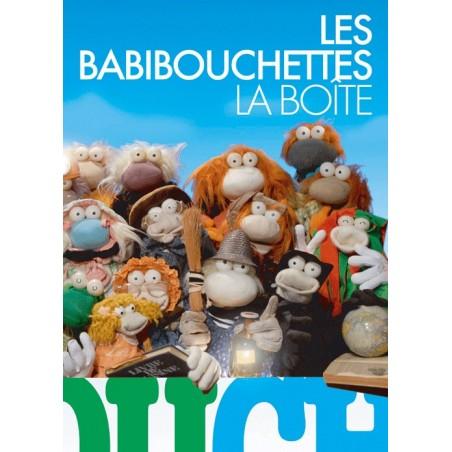 Les Babibouchettes : La Boîte