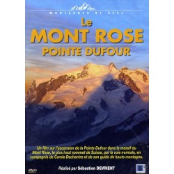 Le Mont Rose : Pointe Dufour