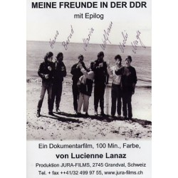 Meine Freunde in der DDR (german version)