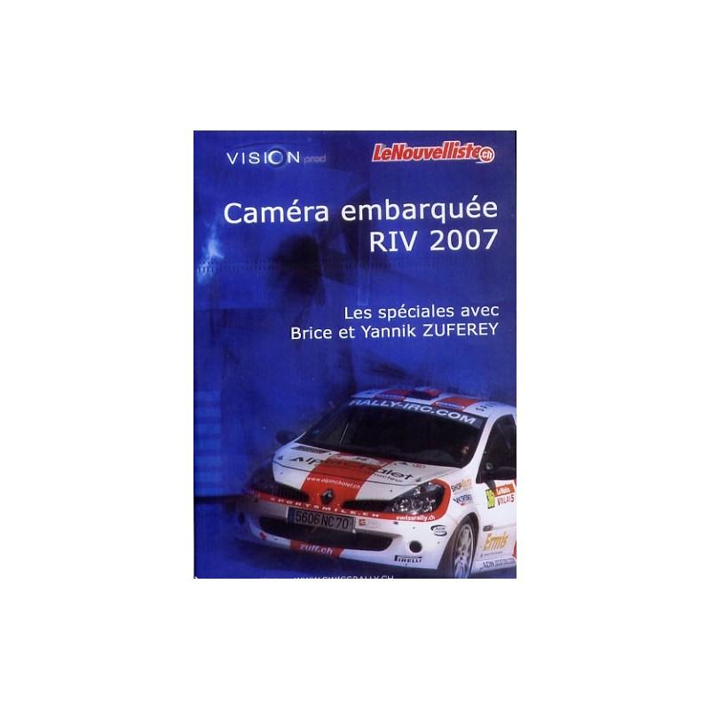 Caméra embarquée RIV 2007