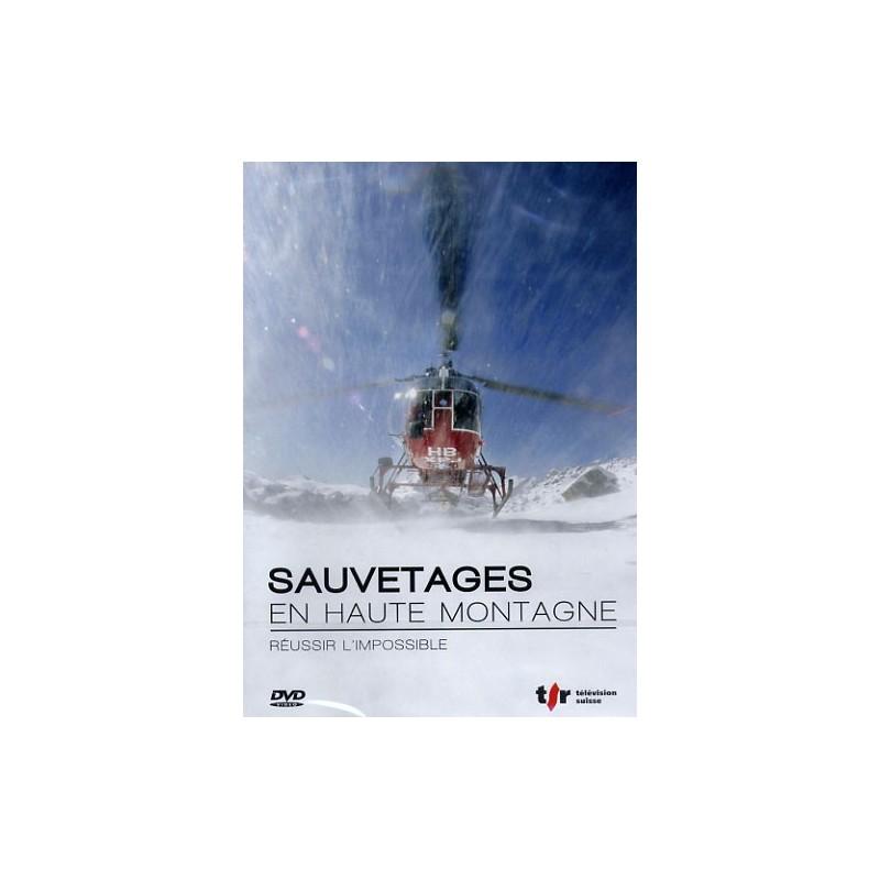 Sauvetages en haute montagne - Hiver