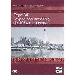 Exposition Nationale de Lausanne 1964 (Französische Fas.)