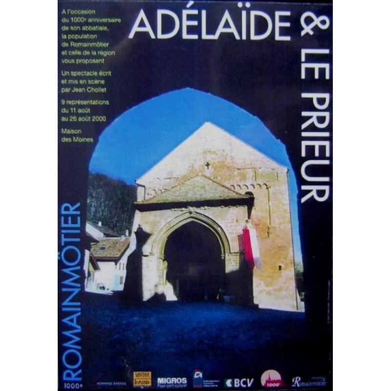 Adélaïde & Le Prieur