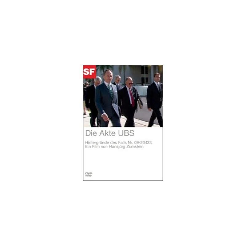 Akte UBS, die