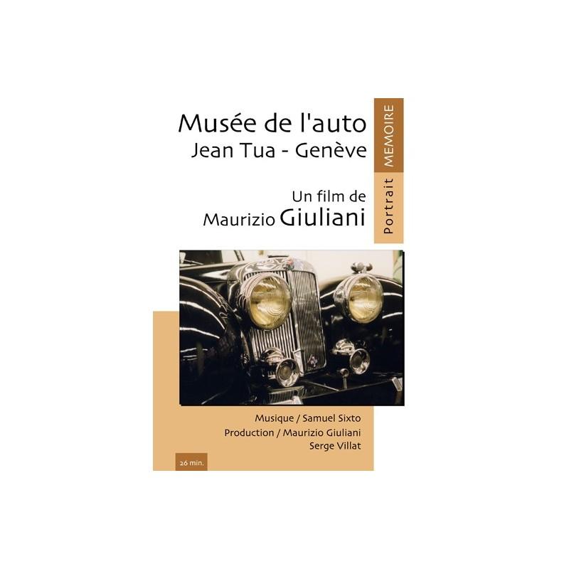 Portrait Musée automobile Jean Tua à Genève