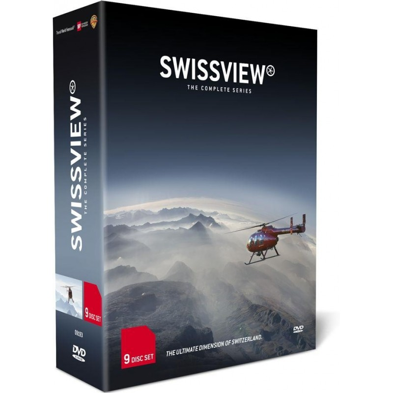 SwissView Box 9 DVD