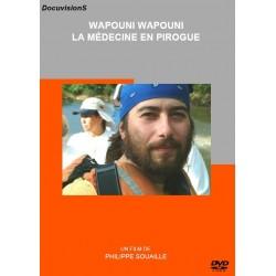 Wapouni Wapouni, la médecine en pirogue