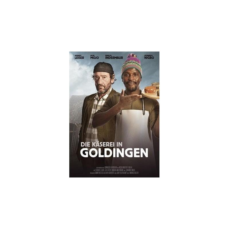Die Käserei in Goldingen