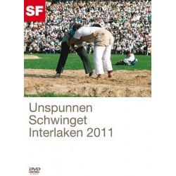 Unspunnen Schwinget Interlaken 2011