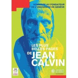 Les plus belles pages de Jean Calvin