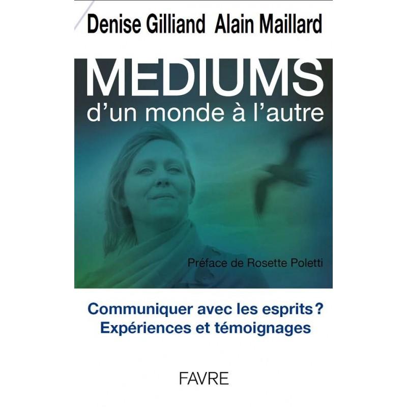 Mediums - le livre