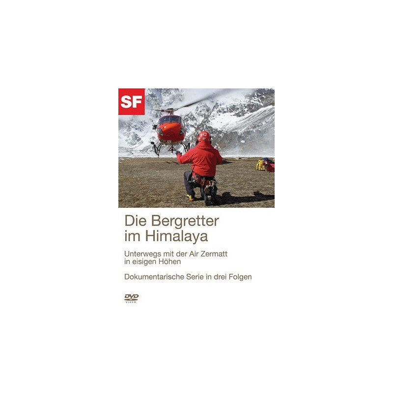 Bergretter im Himalaya, die