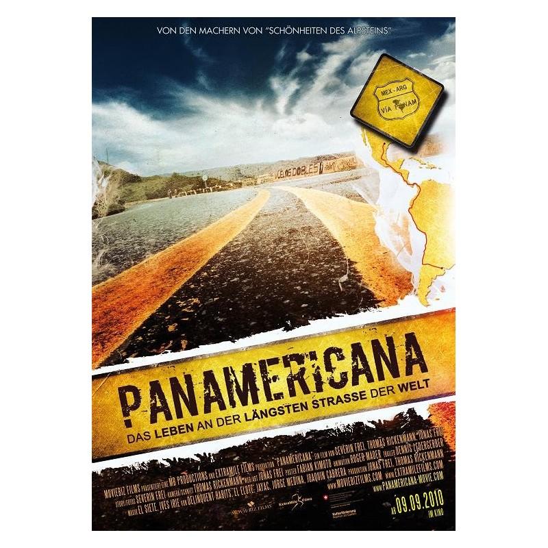Panamericana - la vida en la carretera mas larga del mundo