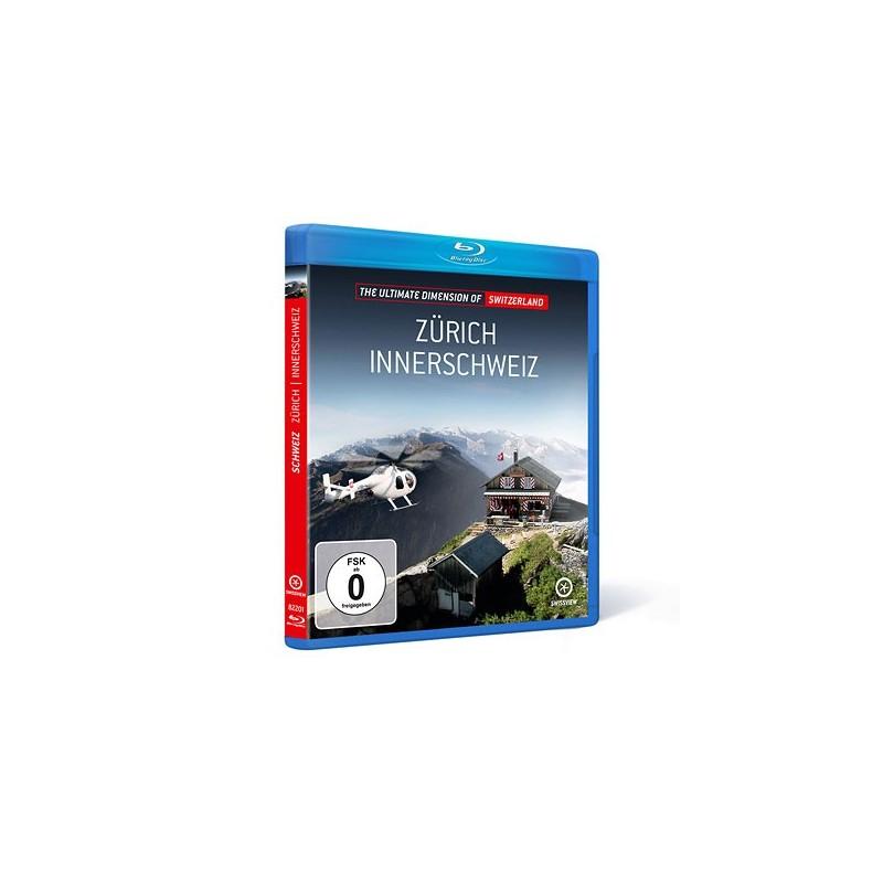 Swissview Vol. 2 - Zürich / Innerschweiz - Blu-ray
