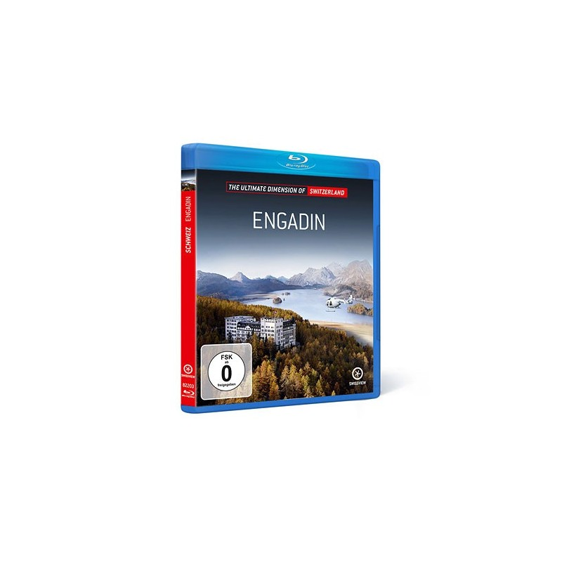 Swissview Vol.3 - Engadin Blu-ray