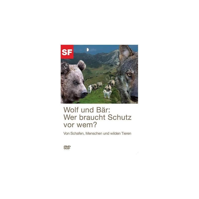 Wolf und Bär: Wer braucht Schutz vor wem?