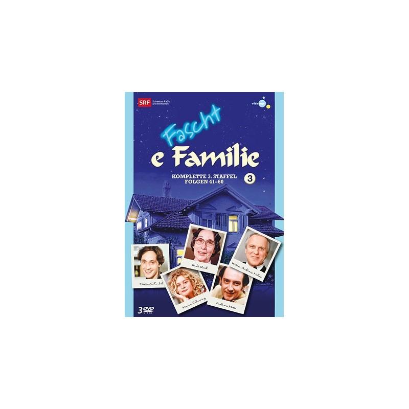 Fascht e Familie - 3. Staffel