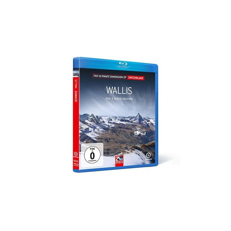 Swissview Vol.5 - Valais 2 Blu-ray