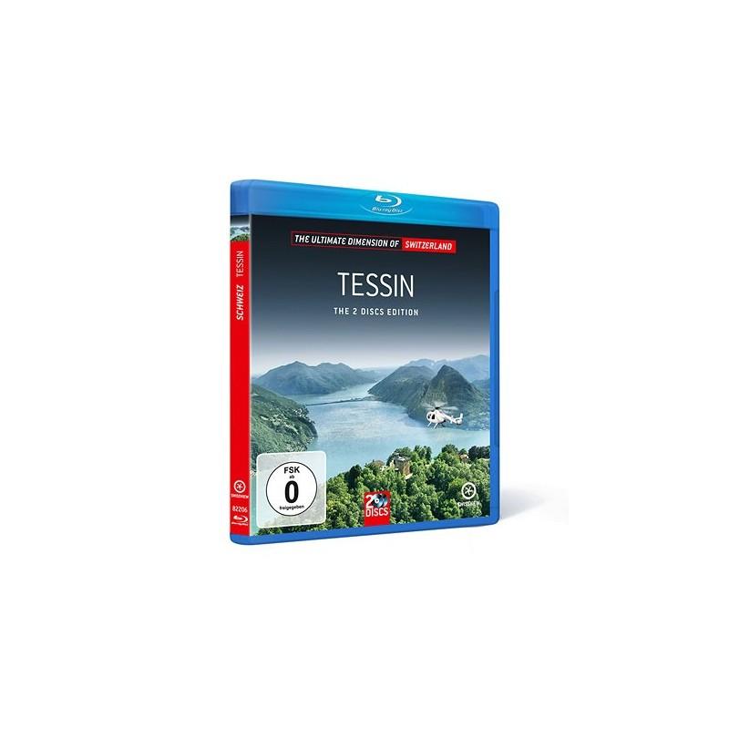 Swissview Vol.6 - Tessin - 2 Blu-ray