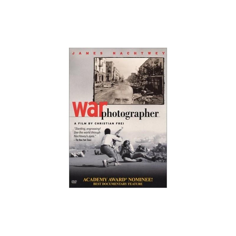 War Photographer (Photographe de guerre)
