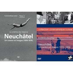 Neuchâtel pack 2 DVD archives