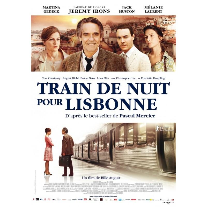 Train de nuit pour Lisbonne - F