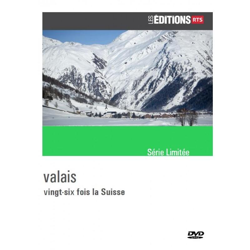 26 fois la Suisse - Valais