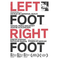 Left foot, right foot