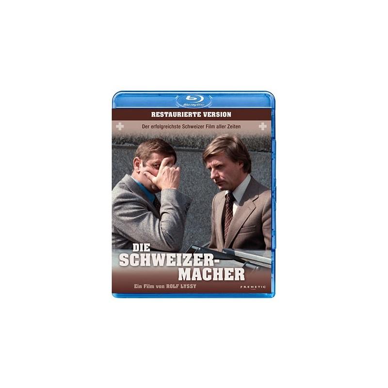 Schweizermacher, die - Blu-Ray