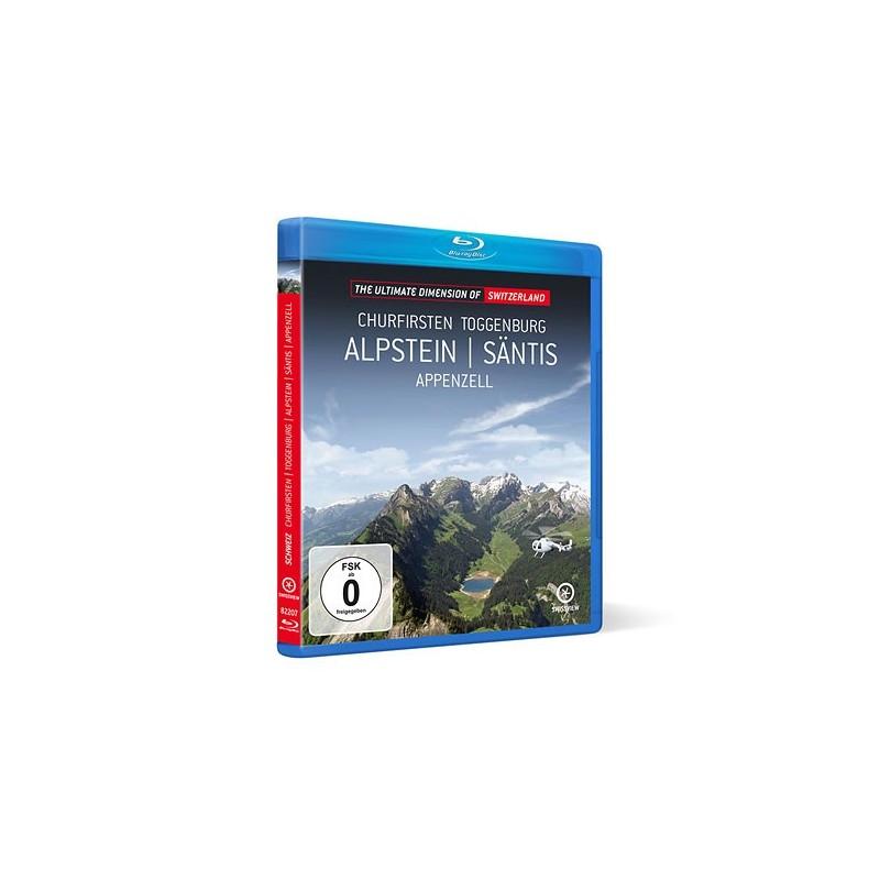 Swissview Vol.7 - Churfirsten / Toggenburg / Alpstein Blu-Ray