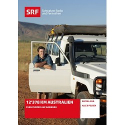 12'378 Km Australien - Sven Furrer auf Abwegen