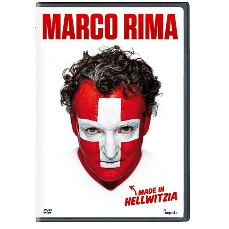 Marco Rima - Made In Hellwitzia