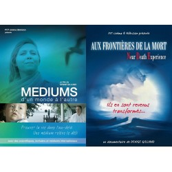 Mediums + Aux frontières de la mort