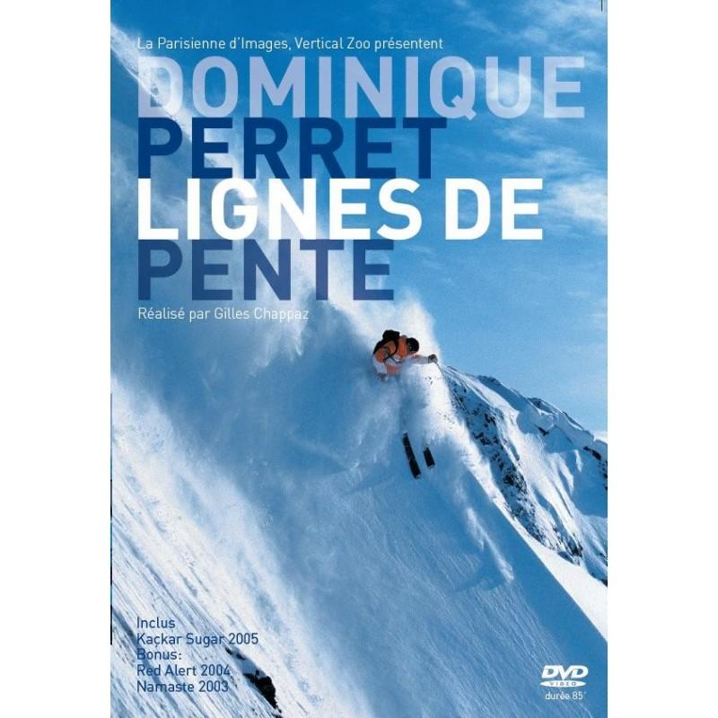 Lignes de Pente - Dominique Perret