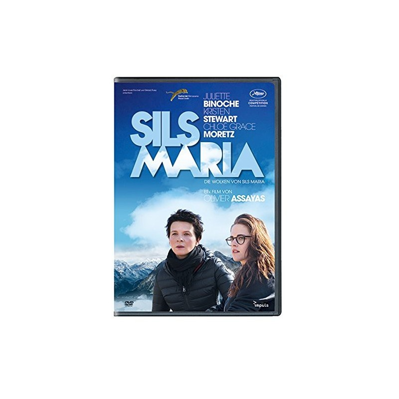 Clouds of Sils Maria - DVD