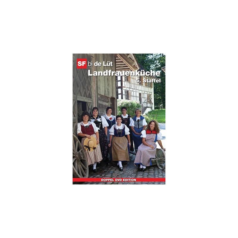 Landfrauenküche - 5. Staffel