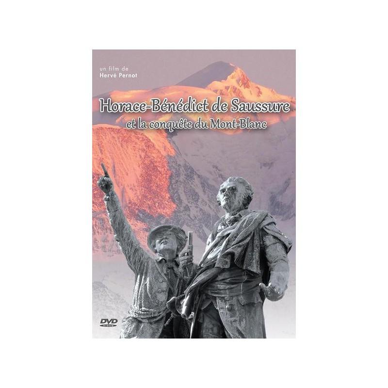 Horace-Bénédict de Saussure et la conquête du Mont-Blanc
